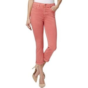 Buffalo High Rise Cropped Jeans